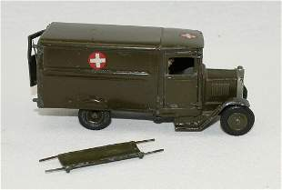 Britains #1512 Army Ambulance with Driver