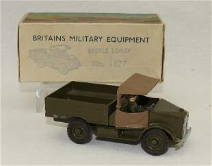 Britains #1877 Beetle Lorry with Driver