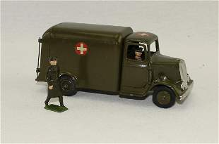 Britains From #1512 Army Ambulance