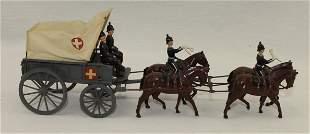 Britains #145 Royal Army Ambulance Wagon