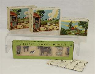 Britains Lot Farm Picture Packs