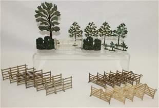 Britains Lot Farm Trees and Shrubs