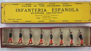 Britains Set #92  Spanish Infantry.
