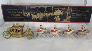 Britains #1470 King George VI Coronation Coach.