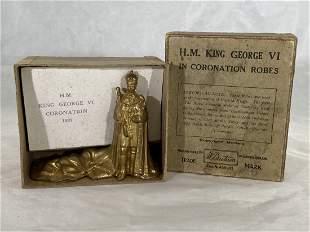 Britains Set #1472  H.M. King George VI