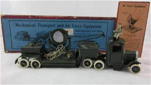 Britains Set #1641 Underslung Lorry And Light.