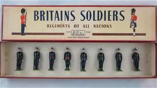 Britains Set #2090 Royal Irish Fusiliers.