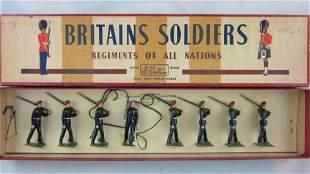Britains Set #2092 Parachute Regiment.