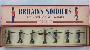 Britains Set #2104 Venezuelan Infantry.