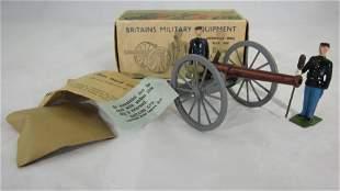 Britains Set #2057 Civil War Union Artillery.