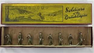 Britains Set #1794 Equipment Operators.