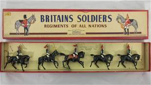 Britains Set #2 Royal Horse Guards Cavalry.