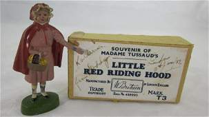 Britains Set #T3 Little Red Riding Hood.