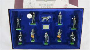 Britains Set #5192 Royal Irish Rangers.