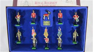 Britains Set #5193 Royal Regiment Of Fusiliers.