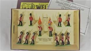 Britains Set #5186 Welsh Guards.