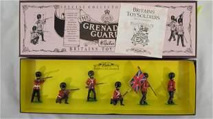 Britains Set #8810 Grenadier Guards.