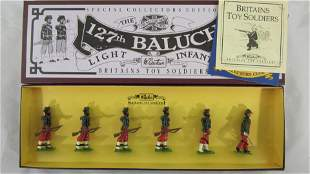 Britains  #8833 The 127th Baluch Light Infantry.