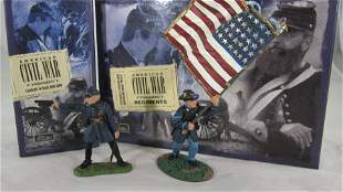 Britains American Civil War Regiments Sets.