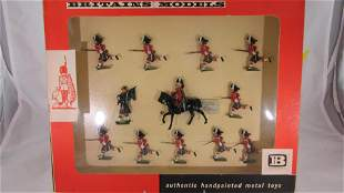 Britains Set #9332 Seaforth Highlanders.