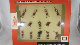 Britains Set #9334 Cameron Highlanders.