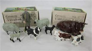 Britains Boxed Farm Picture Pack Sets.
