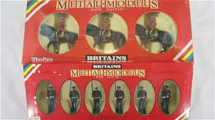 Britains New Metal Models Of North America.