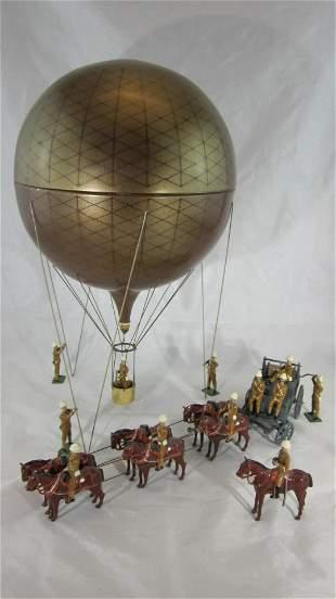 Wm. Hocker Set 1 Royal Engineer Balloon Section.