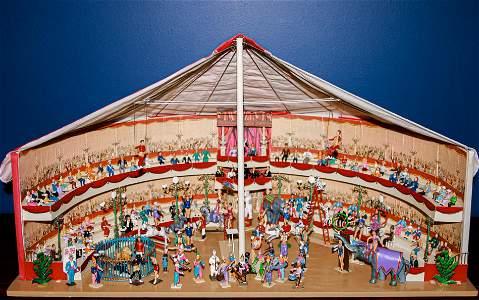 Mignot Le Grande Cirque (Big Top Circus).