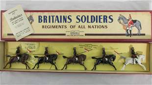 Britains Set #66 Duke of Connaughts Cavalry.