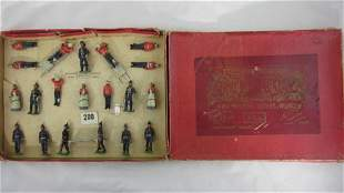 Britains Set #137 Royal Army Medical Corp.