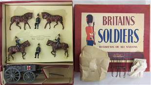 Britains Set #145 Royal Army Medical Wagon.