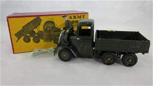 Britains Set #1335 Tipper Lorry With 6 Wheels.