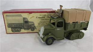 Britains Set #1433 Covered Caterpillar Lorry.