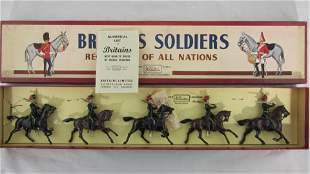Britains Set #2075 7th Queen's Own Hussars.