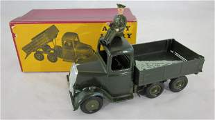 Britains Set #1335 6 Wheel Tipper Lorry.