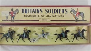 Britains Set #2055 Confederate Cavalry.