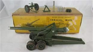 Britains Set #2064 American M1 155mm Gun.