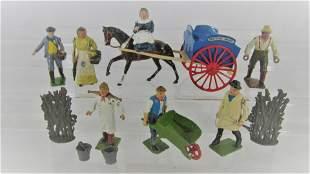 Britains And Kew Farm Assortment.