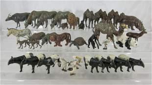 Britains Zoo Figure Assortment.