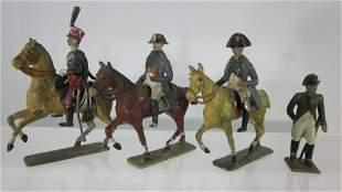 Mignot Napoleonic Figure Assortment