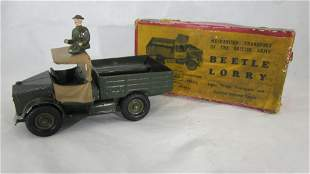Britains Set #1877 Beetle Lorry With Driver.