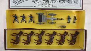Britains Set #8869 Union Artillery And Crew.