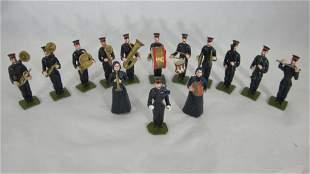 Potsdamer Zinnsoldaten Salvation Army Band.