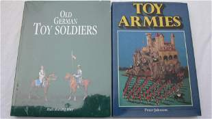 Two Seminal Toy Soldier Research Books.