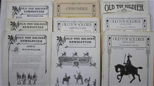 Old Toy Soldier Newsletter Volume 2-9.