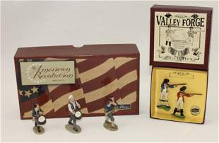 Britains Lot Spirit of '76 and Valley Forge