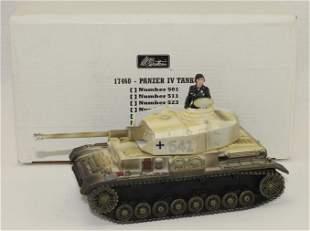Britains #17460 Panzer IV Tank #541