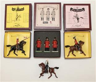Britains Lot Chelsea Pensioners and Lancers