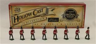 Britains #40250 Royal Fusiliers Marching